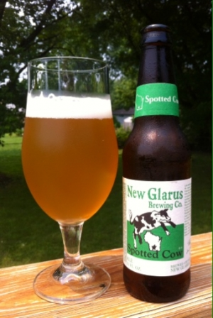 Spotted Clown (New Glarus Spotted Cow clone) «Пятнистый клоун»